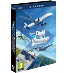 Microsoft Flight Sim 2020 (DVD Format)