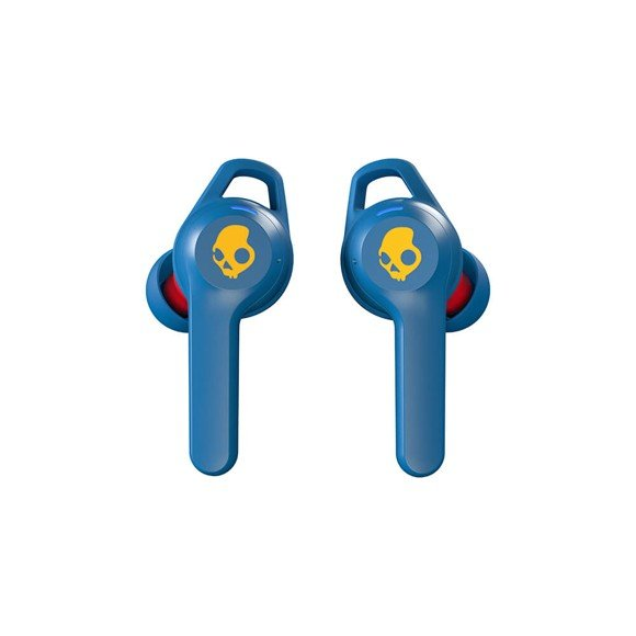 Skullcandy - Indy Evo Wireless Earphones - Blue