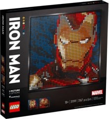 LEGO Art - Marvel Studios Iron Man (31199)