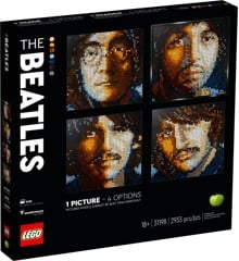 LEGO Art - The Beatles (31198)