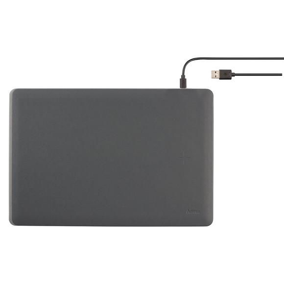 Hama - Mousepad with Wireless Charging - E