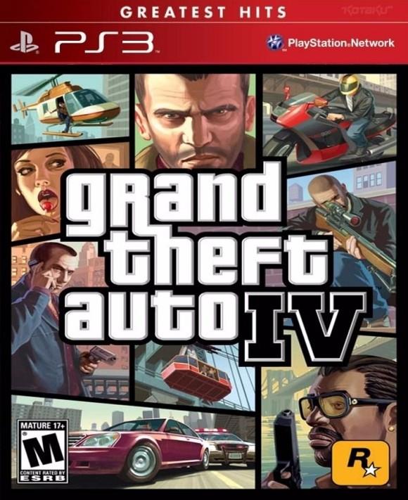Grand Theft Auto IV (Greatest Hits)