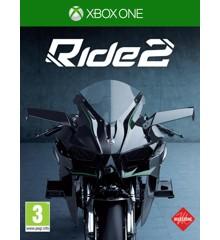 Ride 2 (UK/Arabic)