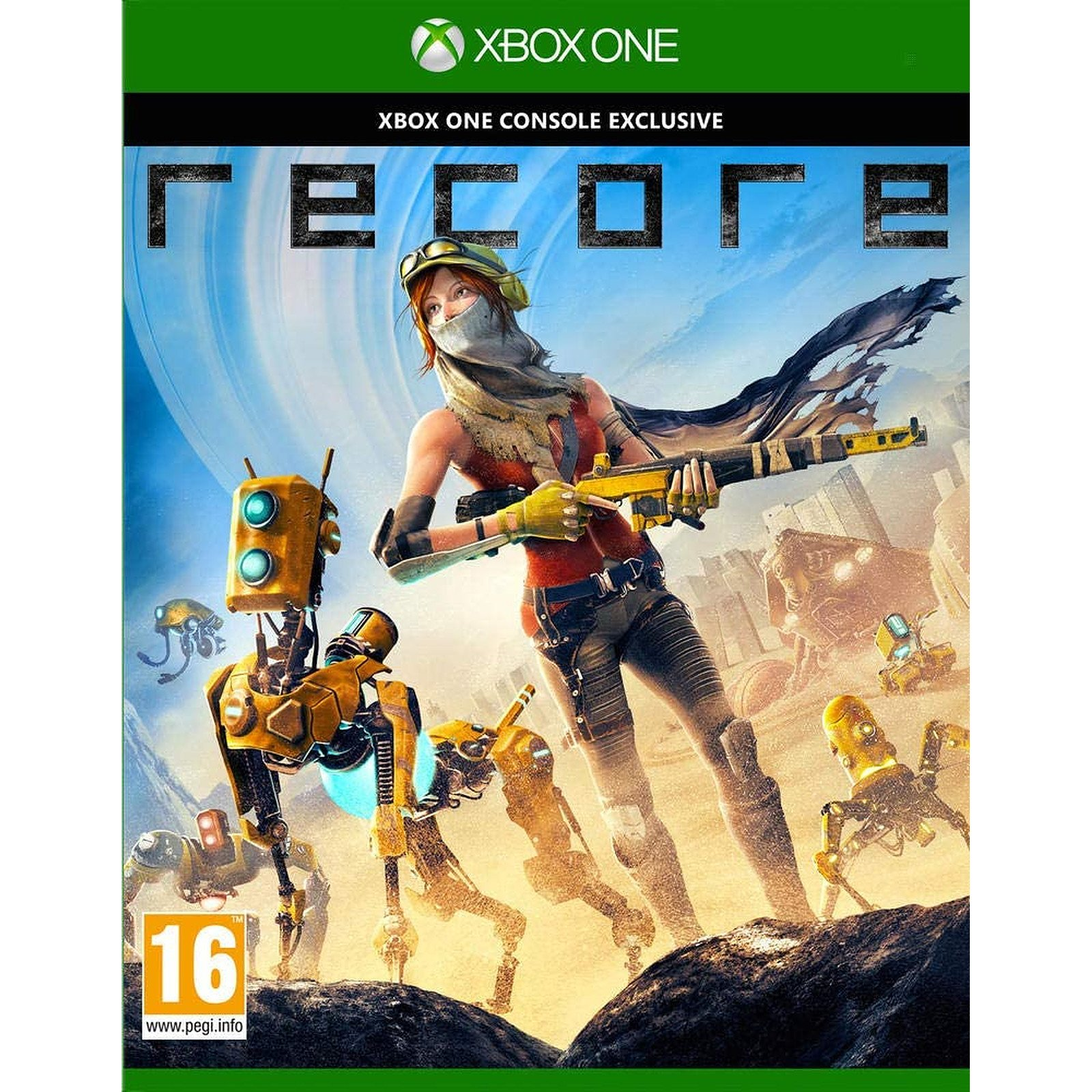 ReCore (UK/Arabic)