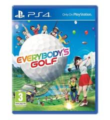 Everybody's Golf (UK/Arabic)