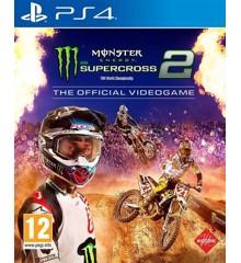 Monster Energy Supercross - The Official Video Game 2 (UK/Arabic)