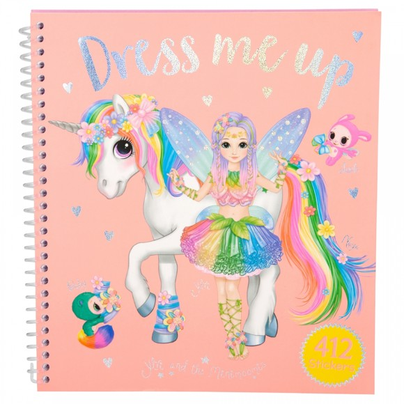 Ylvi & the Minimoomis - Dress me up Sticker Fun (410467)