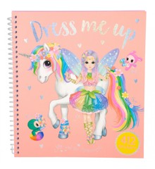 Ylvi & the Minimoomis - Dress me up Sticker Fun