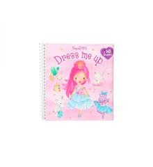 Princess Mimi - Dress Me Up Sticker Fun (411158)