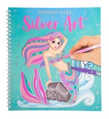 Top Model - Fantasy Silver Art Design Bog