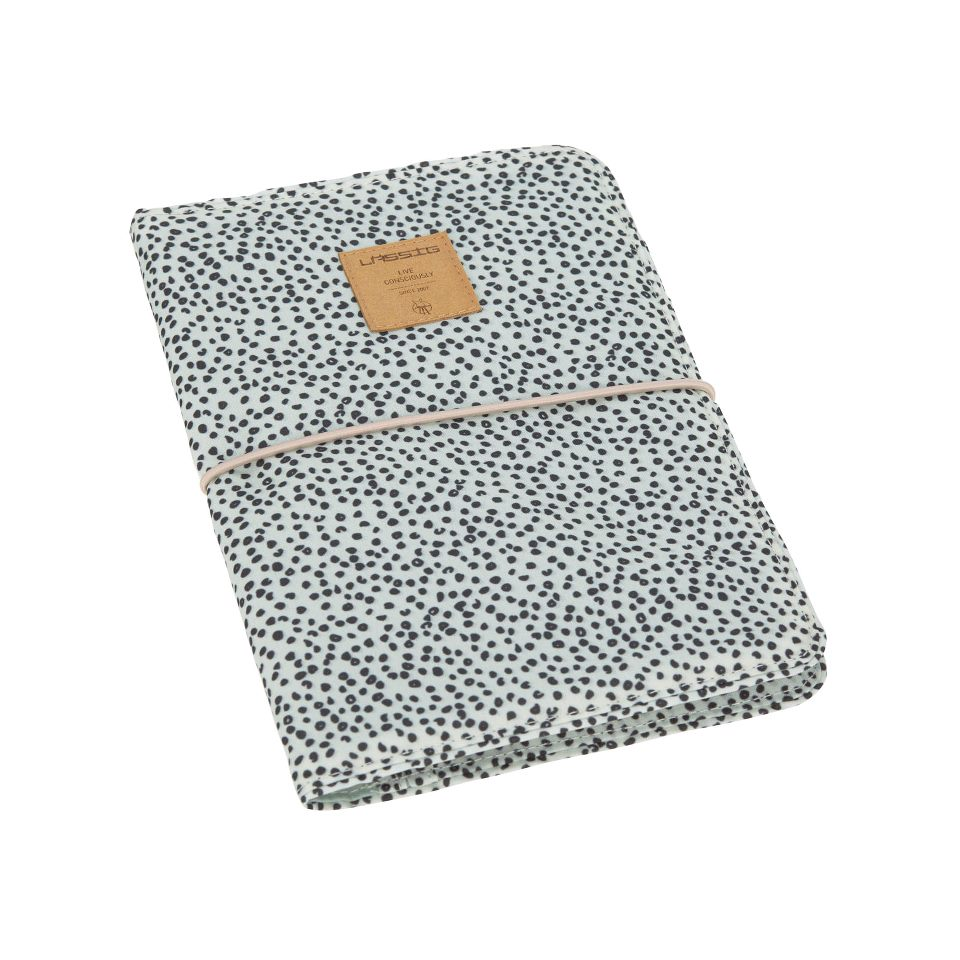 Lässig - Changing Pouch, Dotted Offwhite (291106008118)