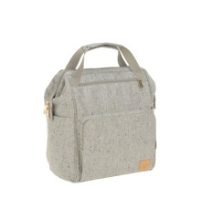 Lässig - Goldie Diaper Backpack, Bouclé beige (291103010324)