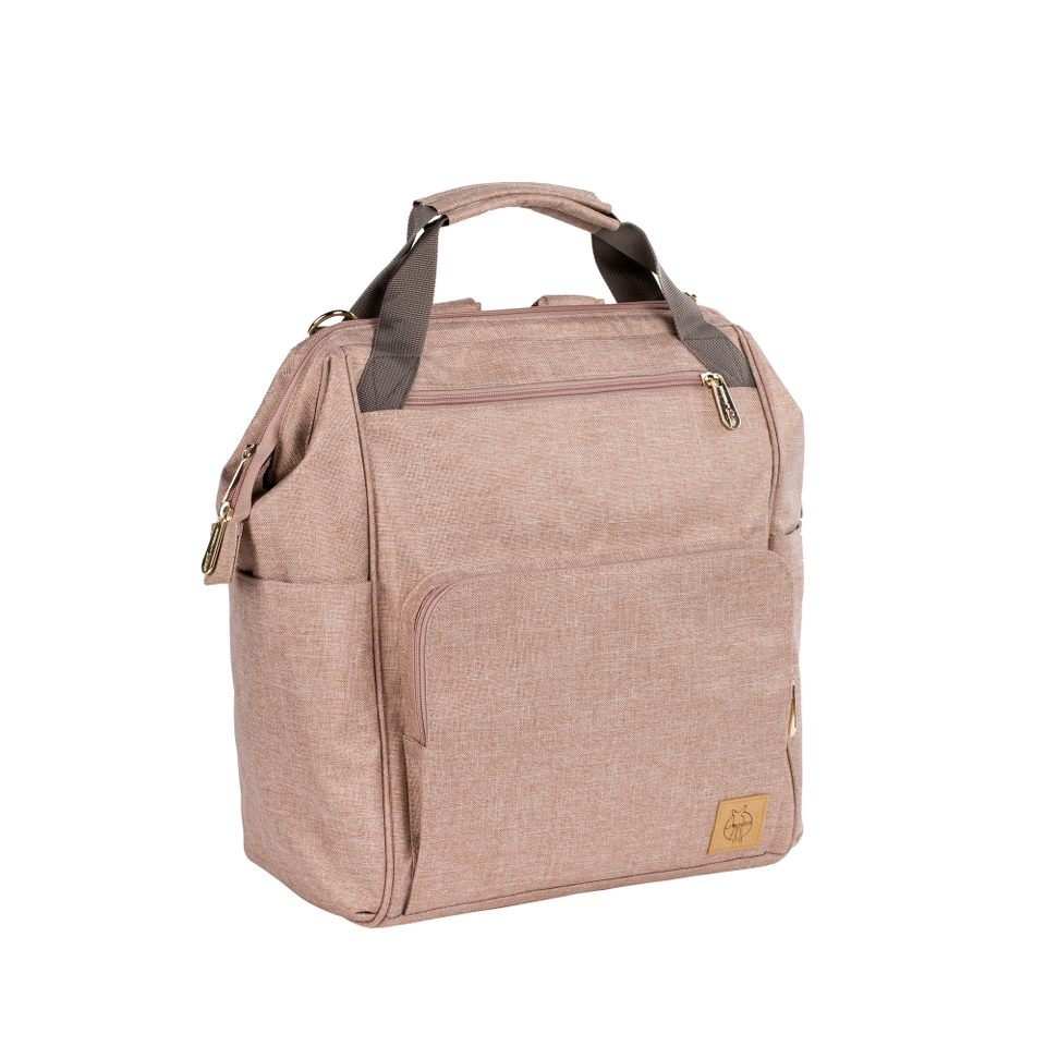 Lässig - Goldie Diaper Backpack, Rose (291103010708)
