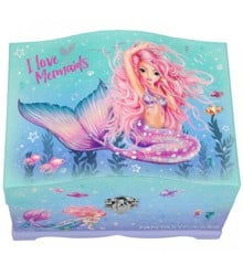 Top Model - Fantasy Jewlery Case w/LED - Mermaid (411123)