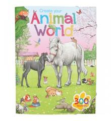 Create Your - Animal World Aktivitets Bog
