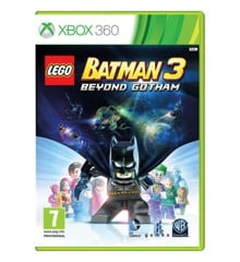 LEGO Batman 3: Beyond Gotham (ES)