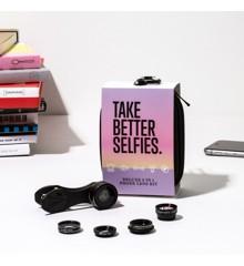 Take Better Selfies - Linse Sæt