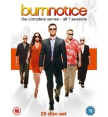 Burn Notice: The Complete Series (UK import)