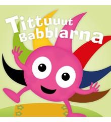 Babblarna - Tittuuut Babblarna, Kartonbog