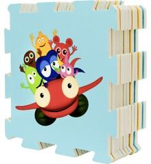 Babblerne - Play mat, 91 x 91 cm (TK12462)