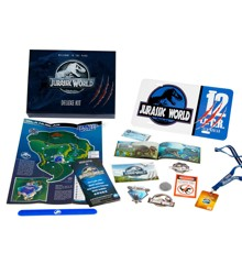 Jurassic World Deluxe Kit
