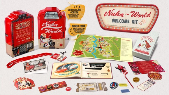 Fallout - Nuka-World Welcome Kit