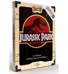 Jurassic Park - Wooden 1993 Poster
