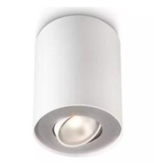 Philips - myLiving spotlys Pillar 50 W hvid