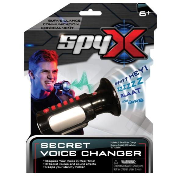 SpyX - Secret Voice Changer (20211)