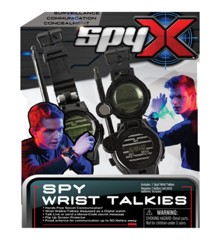SpyX - Wrist Talkies (20212)