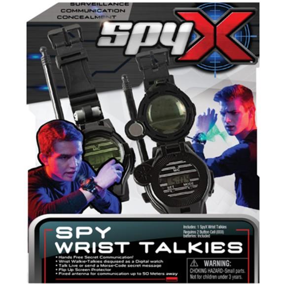 SpyX - Wrist Talkies (20212)