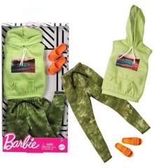 Barbie - Ken Trend Fashion Dukke Tøj - Malibu Style (GHX51)
