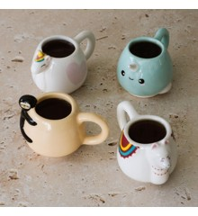 Animal Espresso Mug Set(MINESPMUGS)