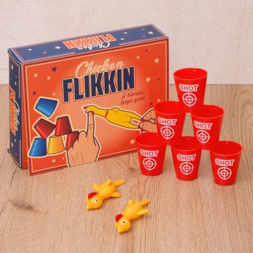 Desktop Flickin' Chicken(DESKCHICK)