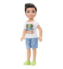 Barbie - Club Chelsea Doll - Skater Boy (GHV64)
