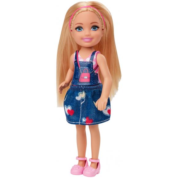 Barbie - Club Chelsea Doll - Jean Skirt (GHV65)