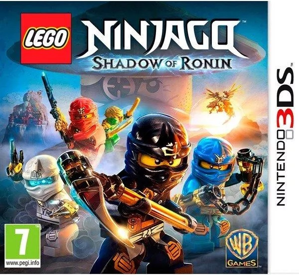 LEGO Ninjago: Shadow of Ronin (ES)