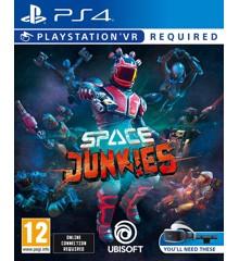 Space Junkies VR (DE)