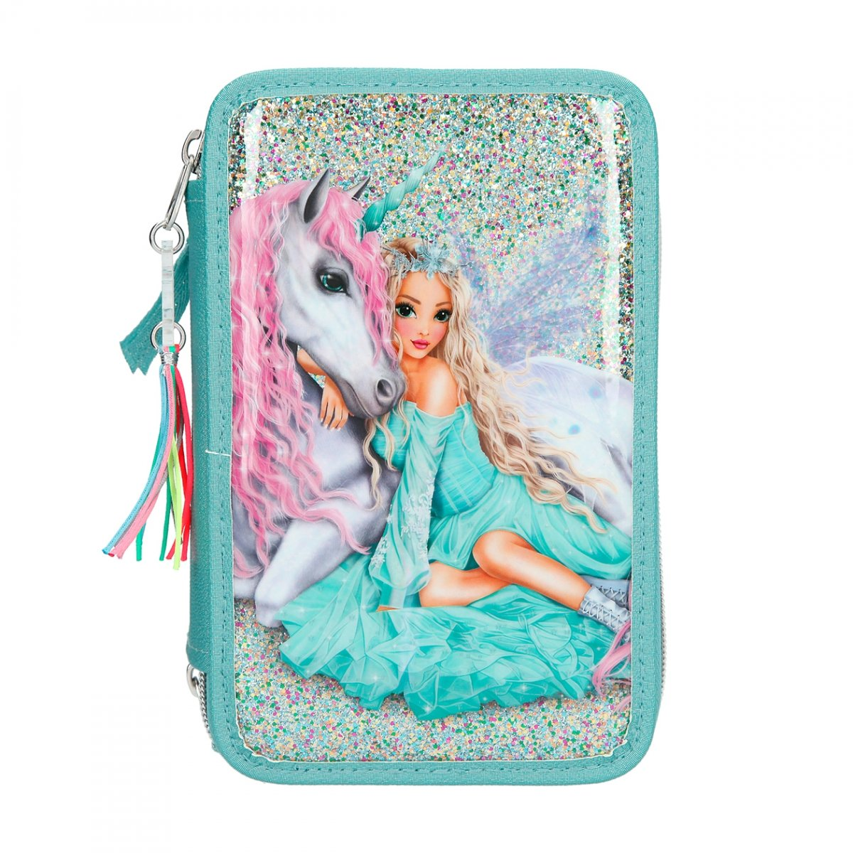 Top Model - Fantasy Trippel Pencil Case - Icefriends (11180)