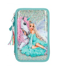 Top Model - Fantasy Trippel Pencil Case - Icefriends (11180)