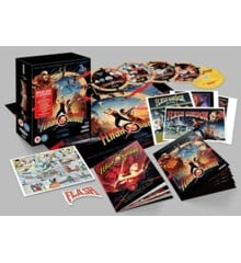 Flash Gordon (40th Anniversary) 4K UHD Collector's Edition (UK Import)