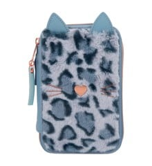 Top Model - Trippel Pencil Case - Leo Love (11028)