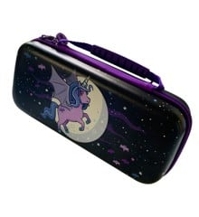Switch Moonlight Unicorn Case Purple/Violet