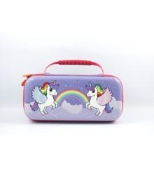 Switch Unicorn Case Pink/Violet