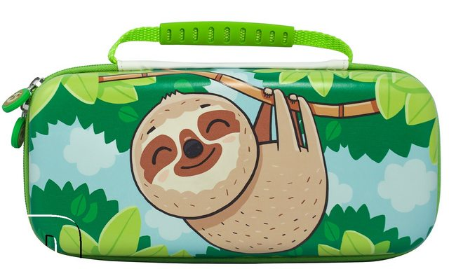 Switch Sloth Case Green