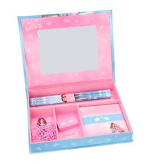 Top Model - Box with writing supplies - Kitchy Angel (11407)
