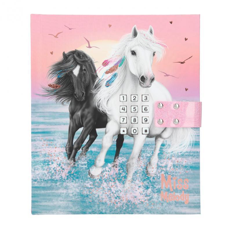 Miss Melody - Diary w/Code & Music - Beach (11420)