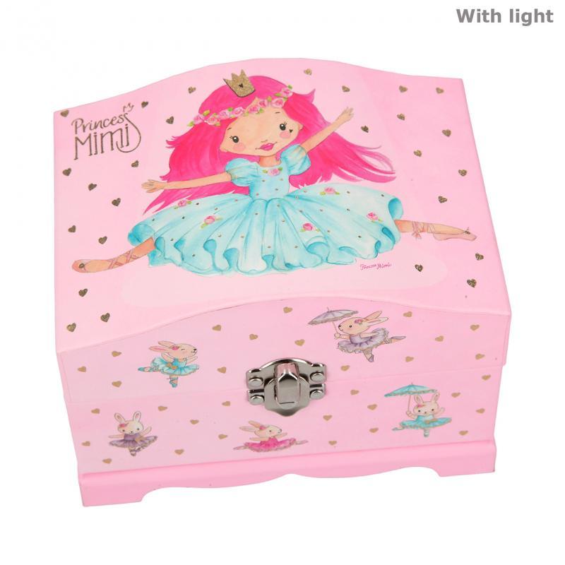 Princess Mimi - Jewlery Box w/lights (11242)