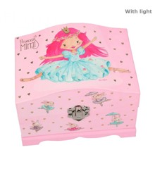 Princess Mimi - Jewlery Box w/lights (11242)
