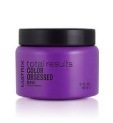 Matrix - Total Results Color Obsessed Masque Hårmaske 150 ml